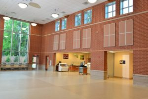 Acoustical Ceiling Panel